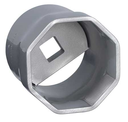 "Locknut Socket, 1"" Dr, 82mm Double Square"