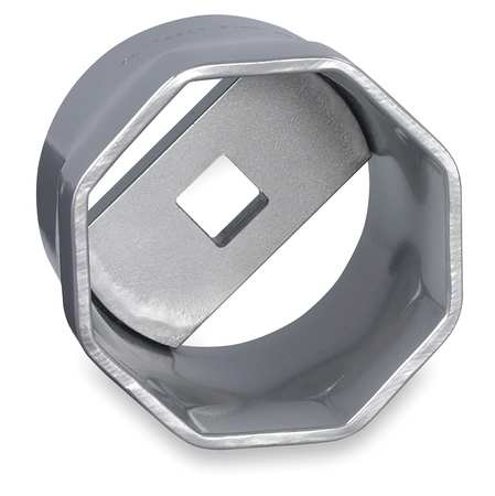 "Locknut Socket, 1"" Dr, 90mm Double Square"