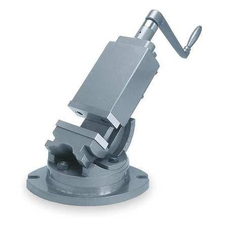Angular Vise 2Way, Jaw 6 In, Jaw Open 6In