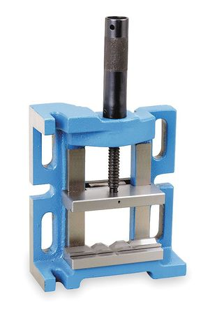Drill Press Vise, JawW 4 In, JawOpen 3.5
