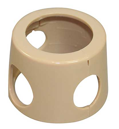 Premium Pump Replacement Collar,  Beige