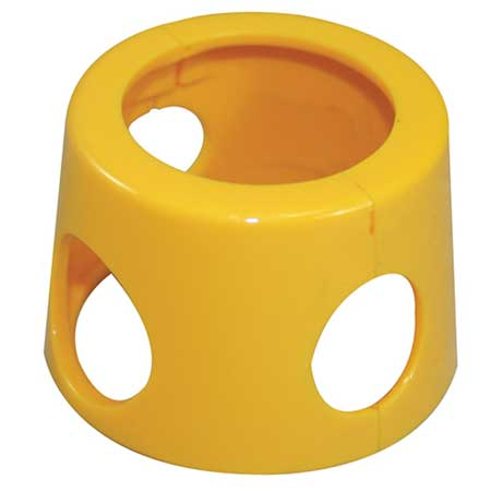 Premium Pump Replacement Collar,  Yellow