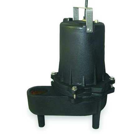 """1/2 HP 2"""" Manual Submersible Sewage Pump 115V"""