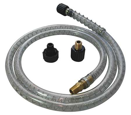 Premium Pump Quick Connect,  Kit,  5 ft.