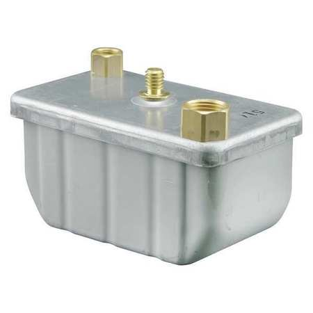 Fuel Filter, 4-3/8 x 2-17/32 x 2-5/8 In
