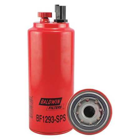 Fuel Filter, 10-1/32x3-11/16x10-1/32 In