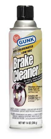 Brake Parts Cleaner,  22 oz. Can