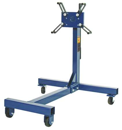 Engine Stand, Gas or Diesel, 1250 Lb