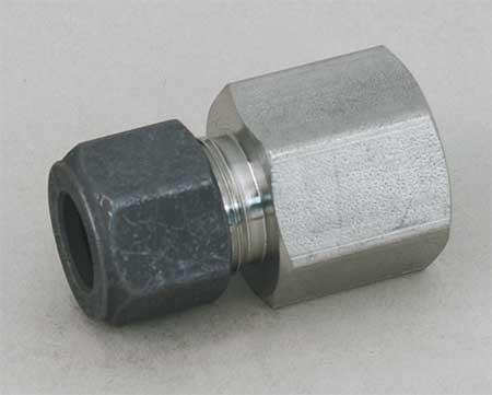 "1/4"" x 1/2"" FNPT x CPI SS Female Connector"