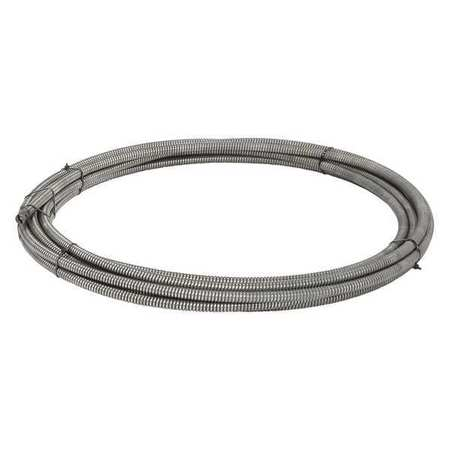 Drain Cleaning Cable, 3/4 In. x 100  ft.