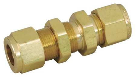 "3/4"" CPI Brass Bulkhead Union"