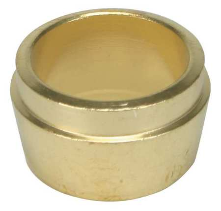 "1"" Compression Brass Ferrule"