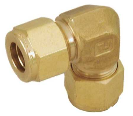 "3/4"" CPI Brass Union Elbow"