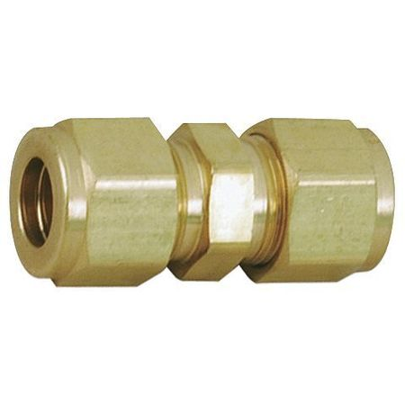 "3/8"" x 1/4"" A-LOK Brass Reducing Union"