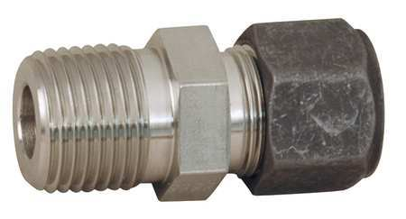 "1"" CPI x MNPT SS Male Connector"
