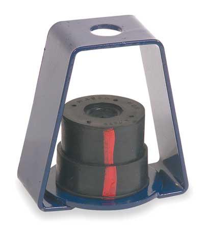 Vibration Isoltr, Neoprene, 115 to 235 lb.