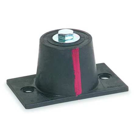 Floor Mount Vibration Isolator, Neoprene