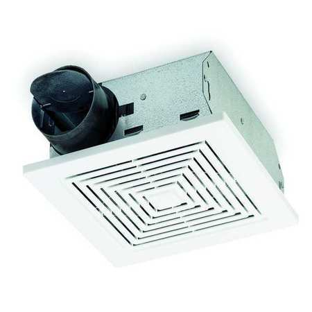 Bathroom Fan, 50 CFM, 0.9A