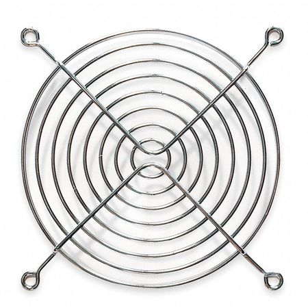 Fan Guard, Fan Size 4-11/16In, PK100