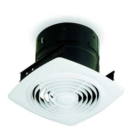 Broan fan bath kitchen 10 in 504 for Residential exhaust fans for bathrooms