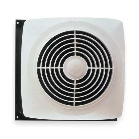 Broan fan wall 10 3 8 in 508 for Residential exhaust fans for bathrooms