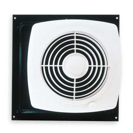 Fan, Wall, 8 3/8 In
