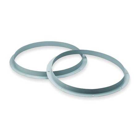 Companion Flange, Set of 2, 18in, For 4C661