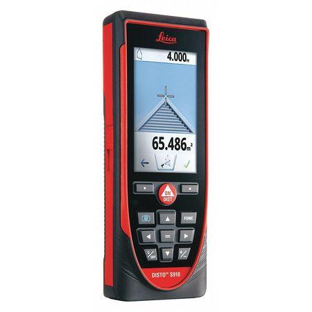 Laser Distance Meter,LCD,1000 ft.