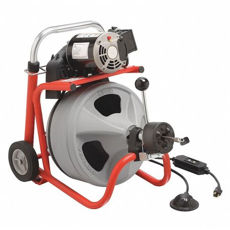 Drain Cleaning Machines