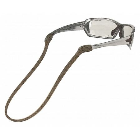 chums eyewear retainer 17 3 4 in l gray 12308103 zoro
