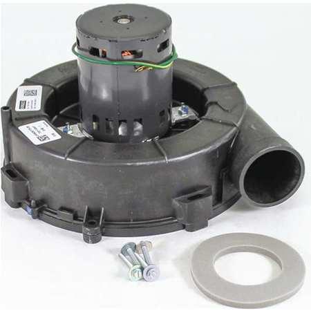 Lennox inducer motor 48l96 for Lennox inducer motor assembly