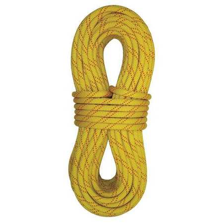 Static Rope, Nylon, 1/2 In. dia., 150 ft L