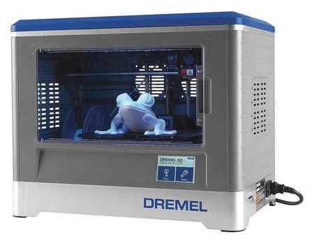 Desktop 3D Printer,  For Use w/1.75mm PLA