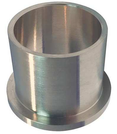 Bunting bearings flanged bearing 1 2 in l 7 8 in dia for Electric motor sleeve bearing lubrication