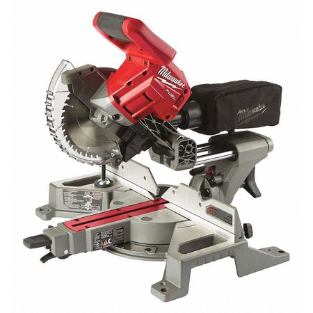 M18 FUEL Cordless 7-1/4 In. Compound Miter Sliding Saw, Bare Tool