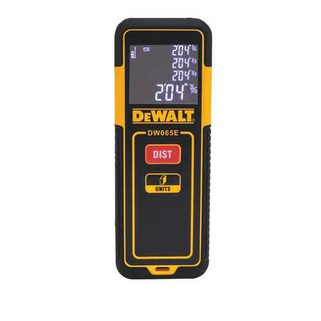Laser Distance Meter,65 ft. Maximum