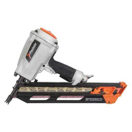 Paslode Air Framing Nailer, Full Round Head F-350P | Zoro.com