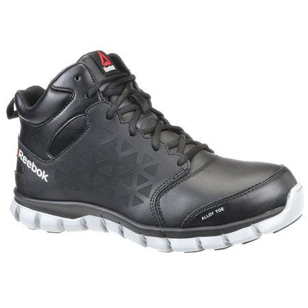 o Aleaci��n Pr Hombre Rb4142 12 Trabajo 8 Reebok Negro Zapatos De 8 Tama 5m vxSqwwI8R