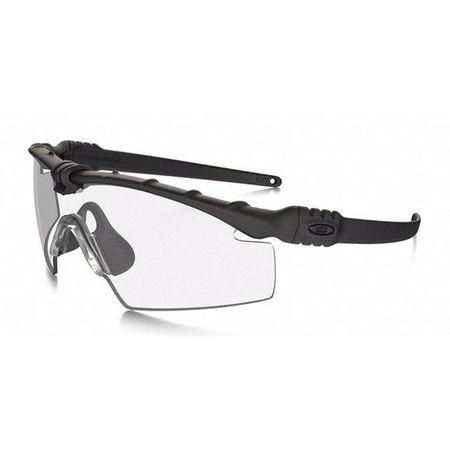 Oakley Glasses, Gry Lens, Blk Frame, M Frame 2.0 11-140 | Zoro.com