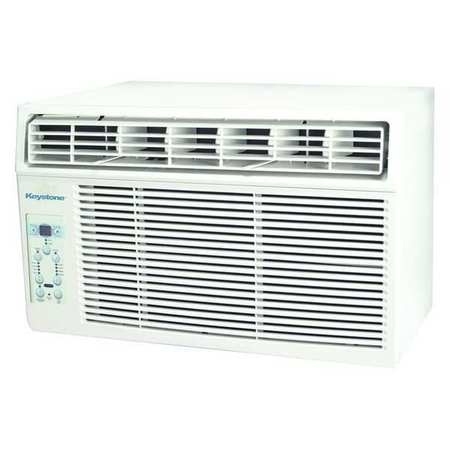 Keystone window air conditioner 12000 btu 115v kstaw12b for 12000 btu window ac with heat