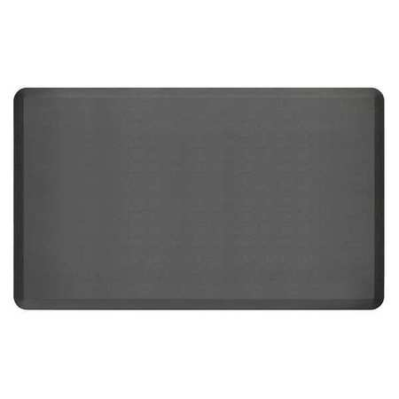 Newlife Eco Pro By Gelpro Commercial Anti Fatigue Mat 36x60 Black 104 01 3660 1 Zoro