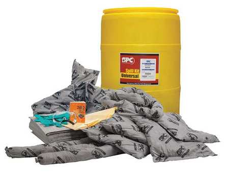 Spill Kit,  Universal,  Yellow