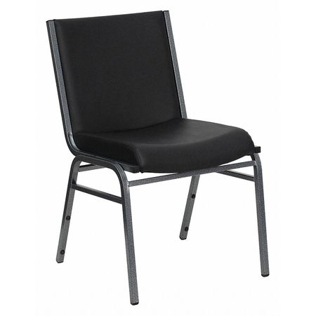 Exceptionnel Link To Product Stack Chair,Black Seat,Vinyl Seat