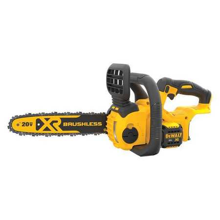 12 20V 5.0 Battery Powered Cordless Chain Saw