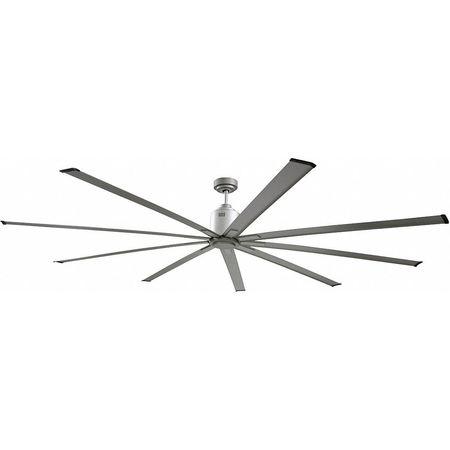 Industrial Ceiling Fan,  6 speed, 72in