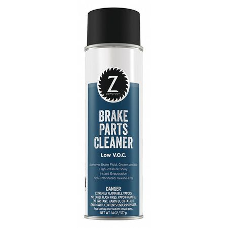 Brake Parts Cleaner,  Non-Chlorinated,  45 Percent VOC