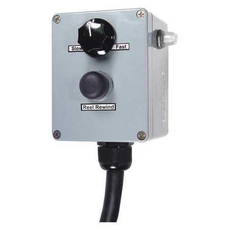 Coxreels motor var speed controller 12v dc 20871 for 12 volt hose reel motor