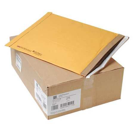 43HJ14 Mailer, 14-1/4 x 20 in., Gold Brown, PK25