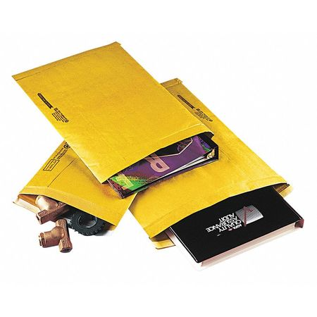 43HJ15 Mailer, Cushioned, 5 x 10 in., PK250