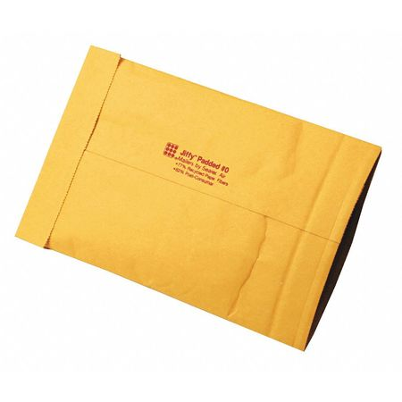 43HJ16 Mailer, Cushioned, 6 x 10 in., PK250
